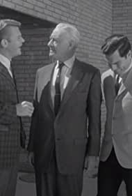 George Maharis, Martin Milner, and Conrad Nagel in Route 66 (1960)