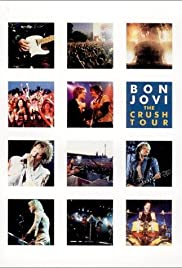 Bon Jovi: The Crush Tour Poster