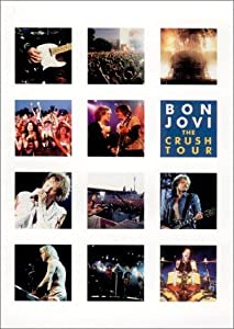 720p movie downloads Bon Jovi: The Crush Tour by [HDRip]
