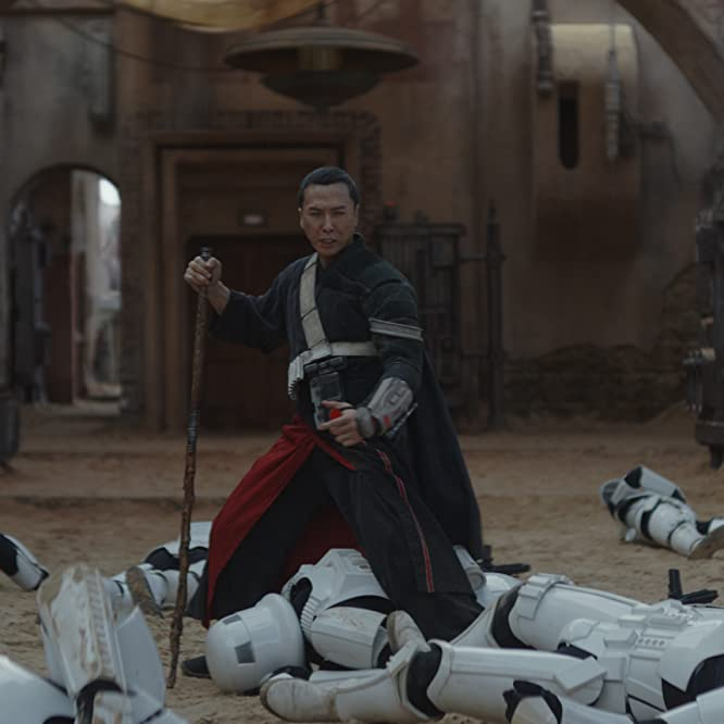 Donnie Yen in Rogue One: A Star Wars Story (2016)