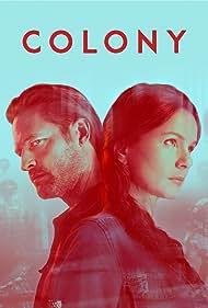 Josh Holloway and Sarah Wayne Callies in Colony (2016)