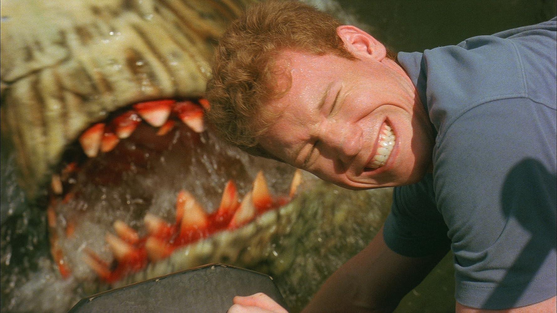 Charles Harrelson in Swamp Shark (2011)