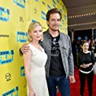 Kirsten Dunst and Michael Shannon at an event for Midnight Special (2016)