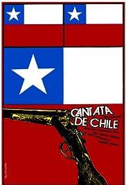 Cantata de Chile Poster