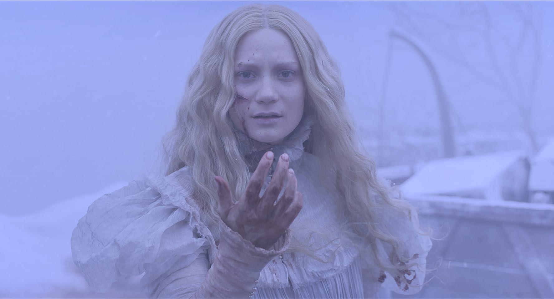 Mia Wasikowska in Crimson Peak (2015)