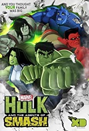 Hulk and the Agents of S.M.A.S.H. Poster - TV Show Forum, Cast, Reviews