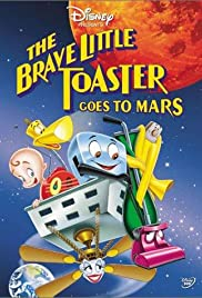 The Brave Little Toaster Goes to Mars (1998) Poster - Movie Forum, Cast, Reviews