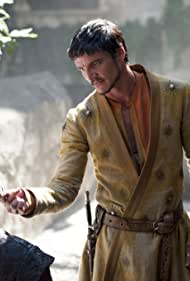 Pedro Pascal and Peter Dinklage in Game of Thrones (2011)