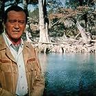 John Wayne in The Alamo (1960)