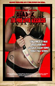 Movie downloading sites for utorrent Quad X: The Porn Movie Massacre [x265]