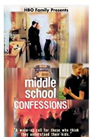 Middle School Confessions Poster
