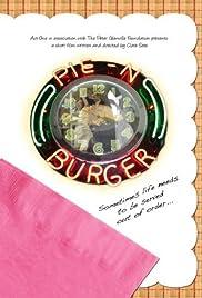 Pie'n Burger Poster