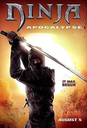 مشاهدة فيلم Ninja Apocalypse 2014 مترجم أونلاين مترجم