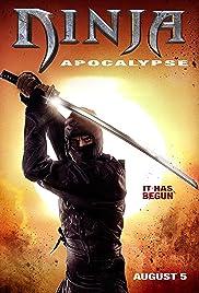 Ninja Apocalypse Poster