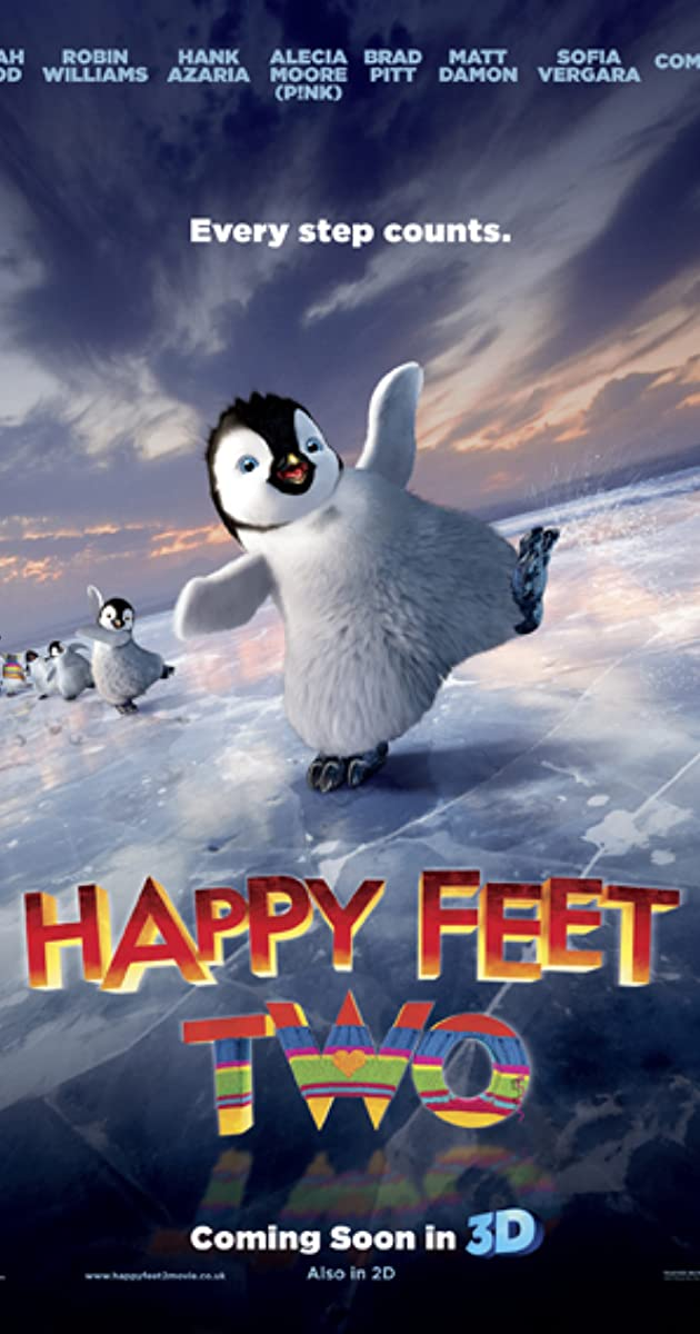 Subtitle of Happy Feet Two