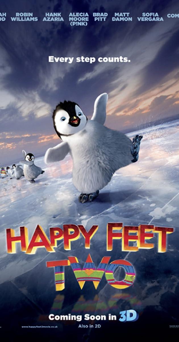 Vũ Điệu Chim Cánh Cụt 2 - Happy Feet Two (2011)