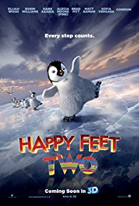 Watch 3d movie trailers Happy Feet Two by Chris Miller [480x360]