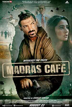 Madras Cafe (2013) Hindi 720p | 480p BluRay x264 AAC.5.1 MSubs