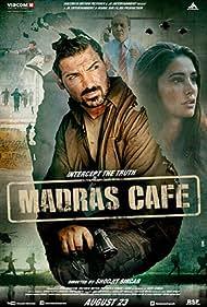 John Abraham in Madras Cafe (2013)