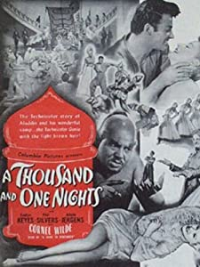 Site for free downloads movies A Thousand and One Nights [640x480]