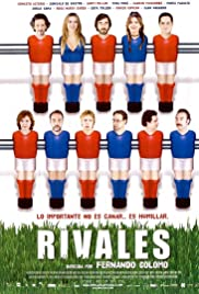 Rivales (2008) Poster - Movie Forum, Cast, Reviews
