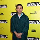 Shia LaBeouf at an event for The Peanut Butter Falcon (2019)