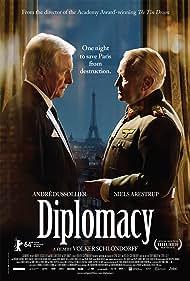 Diplomatie (2014) Poster - Movie Forum, Cast, Reviews