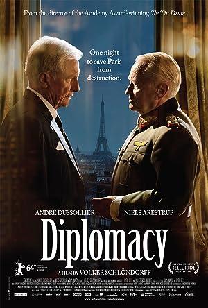 Diplomacy full movie streaming