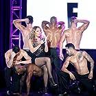 Mariah Carey at an event for Mariah's World (2016)