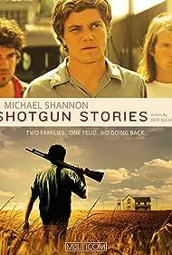 Michael Shannon and Douglas Ligon in Shotgun Stories (2007)