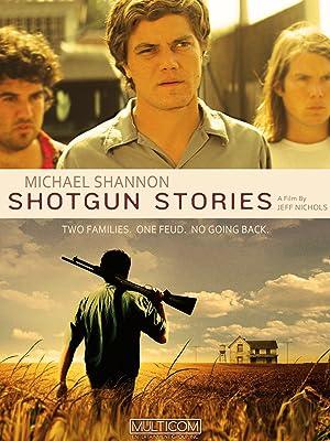 Shotgun Stories Poster Image