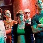 Briana Evigan, Robert Hoffman, Harry Shum Jr., Adam Sevani, and Christopher Scott in Step Up 2: The Streets (2008)