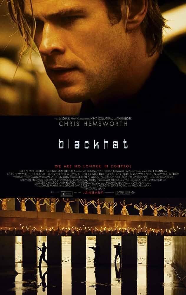 Download Blackhat (2015) Full Movie Hindi Dubbed 480p [400MB] | 720p [900MB] | Dual Audio