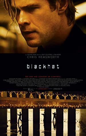 Download Blackhat (2015) Dual Audio {Hindi-English} 480p [400MB] || 720p [950MB]