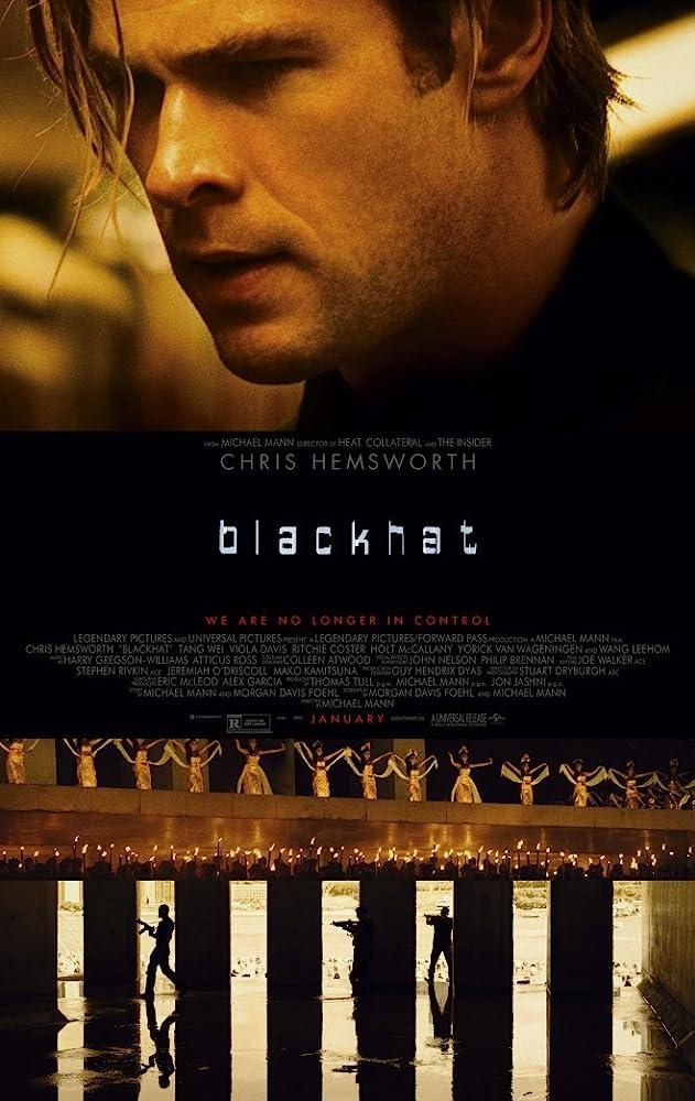 Chris Hemsworth in Blackhat (2015)