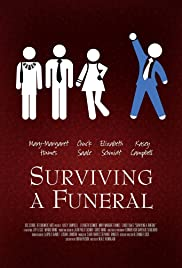 Surviving A Funeral Poster