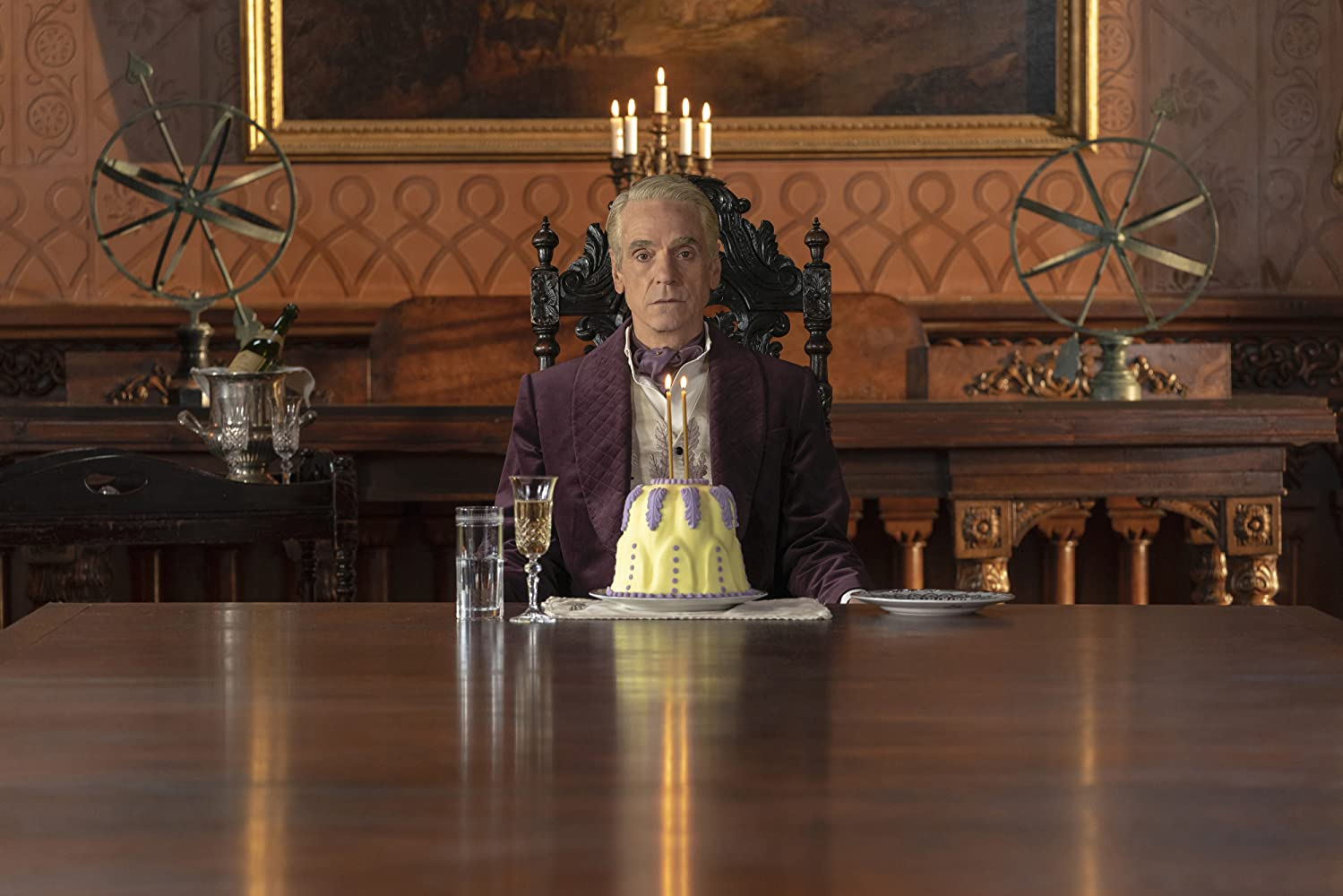 Jeremy Irons in Watchmen (2019)