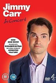 Jimmy Carr In Concert 2008 Imdb