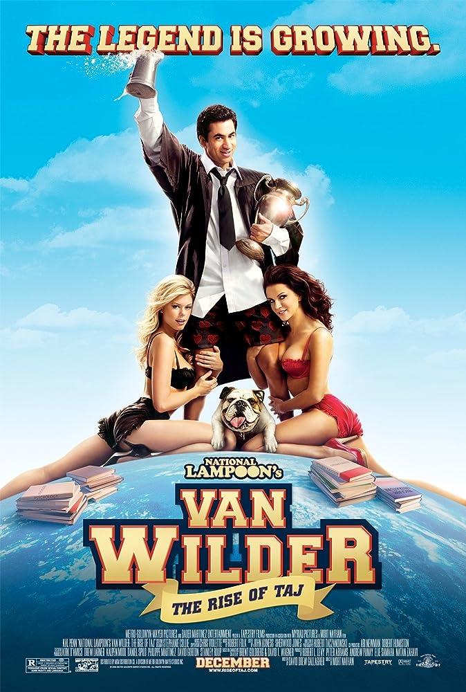 18+ Van Wilder: The Rise of Taj 2006 Hindi Dubbed 300MB HDRip 480p x264