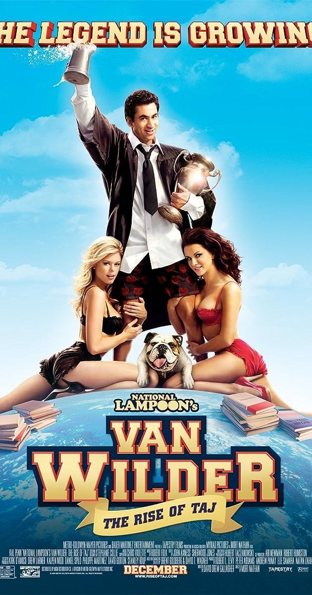 Subtitle of Van Wilder 2: The Rise of Taj