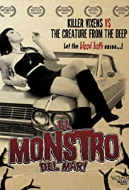 Monstro! Poster