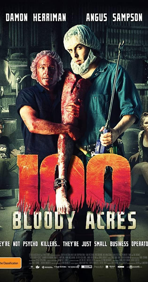 Subtitle of 100 Bloody Acres