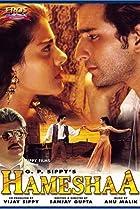 Hameshaa (1997) Poster