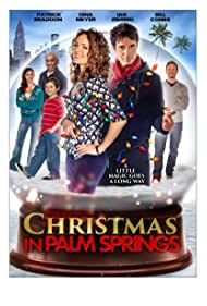 Dina Meyer, Patrick Muldoon, and Ian Ziering in Christmas in Palm Springs (2014)