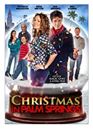 Christmas in Palm Springs Poster