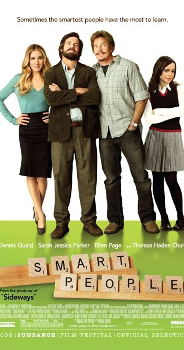 Subtitle of Smart People
