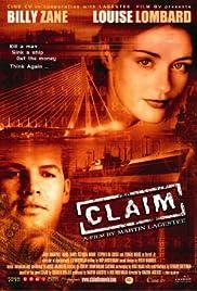 Claim(2002) Poster - Movie Forum, Cast, Reviews