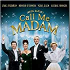 George Sanders, Ethel Merman, Donald O'Connor, and Vera-Ellen in Call Me Madam (1953)