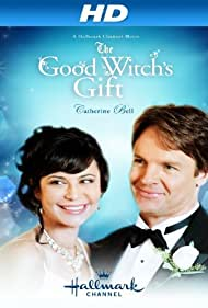 Catherine Bell and Chris Potter in The Good Witch's Gift (2010)