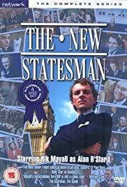 The New Statesman Poster - TV Show Forum, Cast, Reviews
